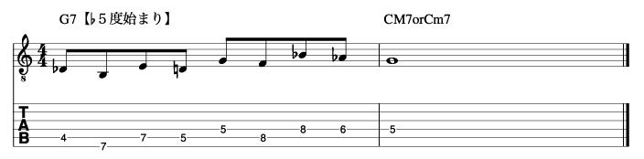 コンディミフレーズ2_楽譜