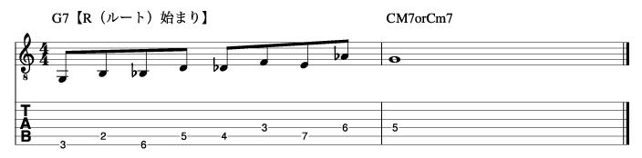 コンディミフレーズ4_楽譜