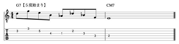 コンディミフレーズ8_楽譜