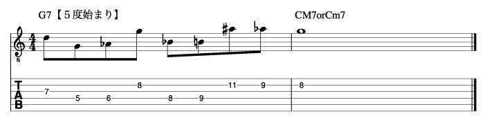 コンディミフレーズ9_楽譜